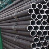 Stocks에 있는 Ss400 S235jr Structural Carbon Seamless Steel Pipe