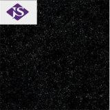 Hochwertige Shanxi-schwarze Granit-Platten mit goldenen Punkten