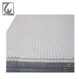 Hoja de acero Checkered inoxidable 304