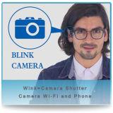 Wink=Obturador, la Cámara de Wi-Fi y conexión telefónica de la Cámara de deportes