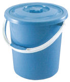 プラスチック水バケツ、ハンドルが付いているのためのバケツの注入型