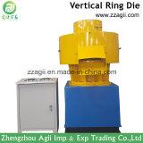 Vertikaler Ring sterben die hölzerne Tablette, die Kompressor-Maschine für hölzernes Sägemehl herstellt