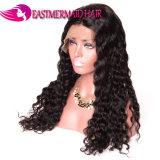 비 흑인 여성 Remy 360 레이스 가발을%s 360의 레이스 정면 가발 브라질 물결파 150 조밀도 사람의 모발 가발