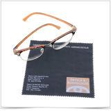 Pano de limpeza personalizado para lentes como pano para óculos