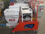 N2 Auto le mortier de plâtrage pour les murs de la machine