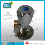 Compressão de bronze da válvula de ângulo (YD-H5021)