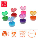 Vente en gros Four Face Stamp Children Cartoon Fleurs Cube EVA Stamp