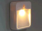 Lámpara infrarroja sin hilos de la potencia de batería de la luz de la noche de la pared del pasillo de la luz de la noche de la luz de la inducción de la carrocería