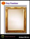 Het hete Frame van de Spiegel van de Muur van de Verkoop Decoratieve Houten