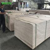 Madera contrachapada comercial barata del precio 18m m Okoume Bintangor para el mercado de Dubai