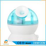 Portátil Moisture Nano Hot & Cold Facial Steamer pessoais Pulverizador