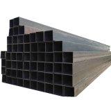 un tubo dell'acciaio del quadrato del carbonio del ferro del nero del materiale da costruzione 106