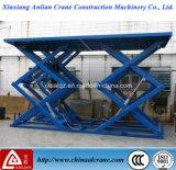 La capacité de 4000kg Poids plate-forme hydraulique de levage