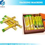 連続的な粉の磨き粉のヒートシールのパッキング機械(FB-100P)