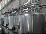 Systeem die van het roestvrij staal CIP (op zijn plaats het schoonmaken)