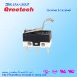 ENEC/UL/cUL одобрило Subminiature микро- переключатель используемый в мыши и электрическом сшивателе