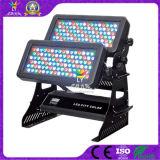 Indicatore luminoso della lavata della parete di colore LED della città di RoHS 192PCS 3W del Ce