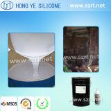 Borracha de silicone curada em estanho para argila de polímero