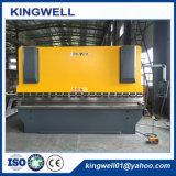 Freio hidráulico da imprensa do CNC do metal de folha (WC67Y)