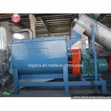 Plastik-PET Schrott-Abfall-Rückgewinnungs-Maschine