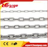 G100 G80 легированная сталь подъемное звено цепи 10мм для подъема подъемника