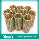 Cage à bille standard en métal duré avec retenue jaune