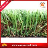 Decoração artificial chinesa barata direta do gramado da falsificação da grama da fábrica