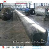 Navio marinhos 1,5 m de diâmetro para Construção Culvert Airbag de borracha e Elevação