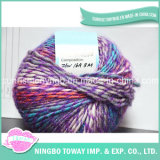 Super volumosos Chunky Roving Knitting Lã Cascata de Gelo Yarns