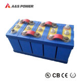 Batería de litio recargable de 3.2V 100ah LiFePO4 para el almacenaje de energía