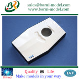 顧客用CNC急速なプロトタイププラスチックカバー