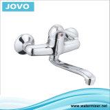 亜鉛ニースデザイン単一のハンドルの壁に取り付けられた台所Mixer&Faucet Jv72205