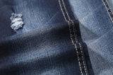 10.7oz青い綿の伸張のあや織りのデニムファブリック
