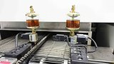 A SMT Forno de refluxo isento de chumbo / Forno de solda de refluxo de Produto LED/Aquecedor PCB