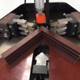 Parker Aluminiumfenster-Tür-einzelne Haupteckquetschverbindenmaschine