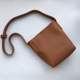 Borsa stabilita semplice del sacchetto di cuoio del sacchetto di stile della borsa delle signore Crossbody di modo