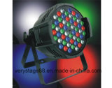 Evento discoteca DJ 54*3W RGBW LED 4 en 1 LED de luz PAR