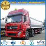 30 T Dongfeng 8*4 Heavy Duty Petrolero 30000 litros camiones tanque de combustible
