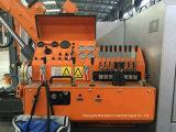 Zega D355rhs 표준 자동 로드 처리 시스템 크롤러 아래로 구멍 드릴링 리그