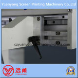 Maquinaria de impresión eléctrica de la pantalla de la tarjeta del PVC para la escritura de la etiqueta de aluminio