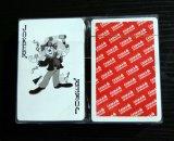 2pkプラスチックケースの包装紙のトランプか火かき棒のカード