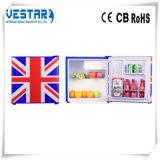 Mini refrigerador do refrigerador profundo com 46L