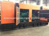 генераторы электричества 700kVA/560kw 50Hz США Googol тепловозные