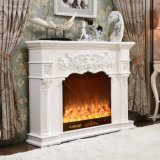 電気ヒーターMDFの暖炉のホテルの家具(318B)