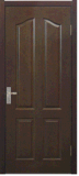 Peau de porte stratifiée par mélamine (peau de porte de mélamine)