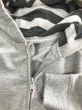 회색 혼합 소년을%s 프랑스 테리 재킷