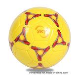 5#によってカスタマイズされるロゴPVCフットボールまたはサッカーボール