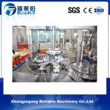 Planta de engarrafamento pequena completa para linha de produção de refrigerantes carbonatadas