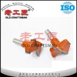ISO標準のサイズの超硬合金の木工業