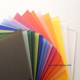 De plastic Bladen van het Plexiglas voor Klein SGS van Kasten Ce RoHS